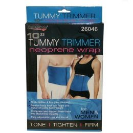 96 Units of 10in Waist Tummy Trimmer - Personal Care Items