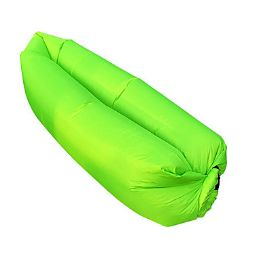 6 Units of Green Inflatable Bed - Inflatables