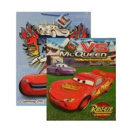 96 Units of Medium Cars Paper Gift Bag - Bags Of All Types