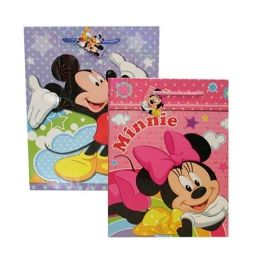 96 Units of Medium Micky Paper Gift Bag - Bags Of All Types