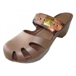 18 Units of Girls' Wedge Sandals ( Bronze Color Only) - Girls Sandals