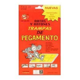 72 Units of 2 Piece Glue Traps Medium - Pest Control