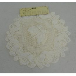 "48 Units of 2pk 14"" Round Lace Doilies - Placemats"