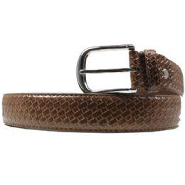 36 Units of Mens Brown Belt - Mens Belts