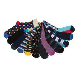 180 Units of Mens Dress Socks - Mens Dress Sock