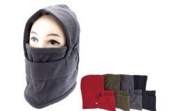 24 Units of Winter Face Mask - Unisex Ski Masks