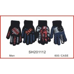 96 Units of Kids Gloves - Kids Winter Gloves