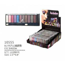120 Units of Eye Shadow Assorted Colors - Eye Shadow & Mascara