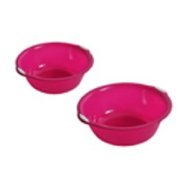 "72 Units of Basin 13.6x12.7x4.5""H Packing - Buckets & Basins"