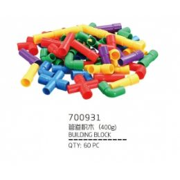 60 Units of BUILDING BLOCKS - Educational Toys