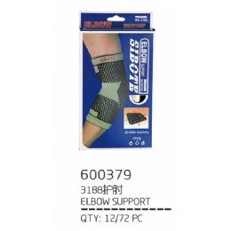 72 Units of ELBOW SUPPORT - Bandages and Support Wraps