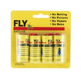 96 Units of Fly Catcher 4 Piece - Pest Control