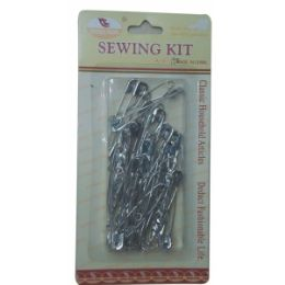240 Units of 50 PIECE SAFETY PINS - SAFETY PINS
