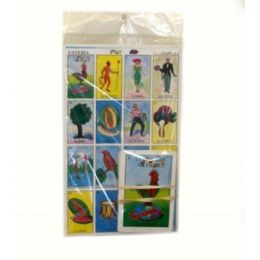 48 Units of Loteria In A Bag - Toys & Games