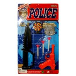 120 Units of Police Set - Action Figures & Robots