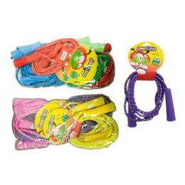 180 Units of ASSORTED COLORS JUMPROPE - Jump Ropes