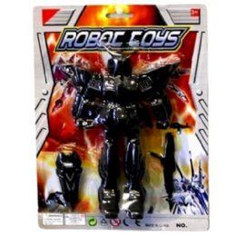 72 Units of 3 Piece Robot Toy - Action Figures & Robots
