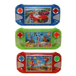 360 Units of Psp Style Water Game - Summer Toys