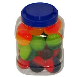 288 Units of Duo Color Bouncing Ball - Balls