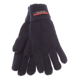 48 Units of Men's Glove - Knitted Stretch Gloves