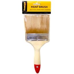 96 Units of 4 PAINT BRUSH - Paint and Supplies