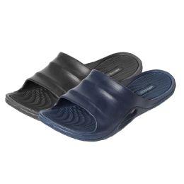 24 Units of Bertelli Men's Slippers - Men's Slippers