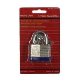 96 Units of 40 Mm Laminated Lock - Padlocks and Combination Locks