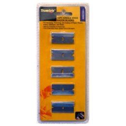 96 Units of 10pc Single Edge Razor Blade - Box Cutters and Blades