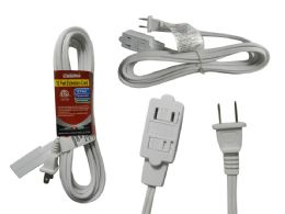 48 Units of 12 Foot Extension Cord - Electrical