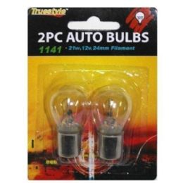 96 Units of Truestyle Brand 2PC Auto Bulb # 1141 Tail Light - Auto Accessories