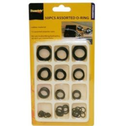 96 Units of 50PCS O-RING ASSORTED - Auto Accessories