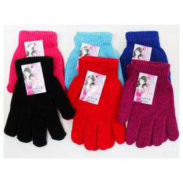 120 Units of Magic Gloves - Knitted Stretch Gloves