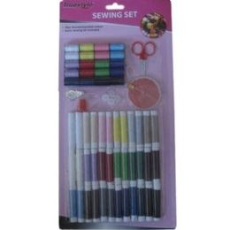 96 Units of Sewing Set - Sewing Supplies