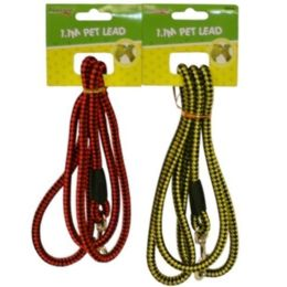 96 Units of 1.1m Pet Lead - Pet Collars and Leashes