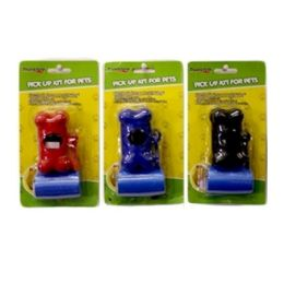 96 Units of Pick Up Kit For Pets - Pet Accessories