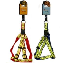 60 Units of Pet Harness 2cm 0-55cm - Pet Accessories