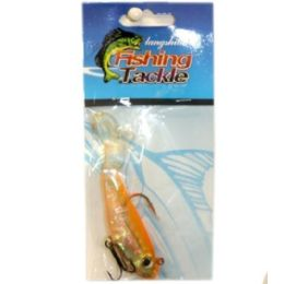 180 Units of JELLY BAIT 10CM 4-5 DESIGNS ASST COl - Fishing Items