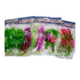 240 Units of Plastic Plant Medium Size Asst Colors - Animals & Reptiles