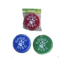 96 Units of Dog Frisbee 23cm Diameter - Pet Toys