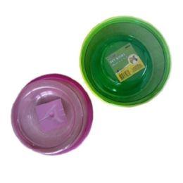 96 Units of Pet Bowl 19 Cmx6.5 cm - Pet Accessories