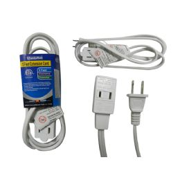 144 Units of Ul Std Ext Cord 5ft Blue - Chargers & Adapters