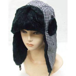 24 Units of Plaid Trapper Hat - Trapper Hats