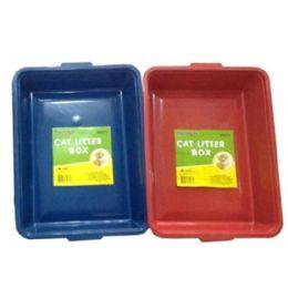 96 Units of Cat Litter Box 39.2*29.7*7cm - Pet Toys