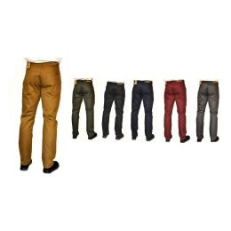 12 Units of Straight Leg Heavy Twill 100% Cotton - Mens Pants