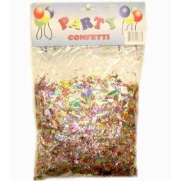108 Units of CONFETTI 3.5 OZ - Streamers & Confetti