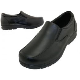 24 Units of Boy's Slip on Dress Shoes & School Shoe - Boys Shoes