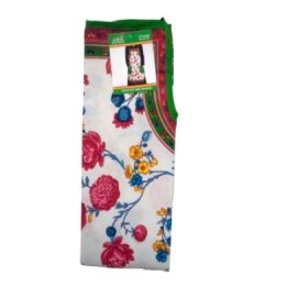72 Units of RED FLOWER STYLE APRON 22X32IN - Kitchen Aprons
