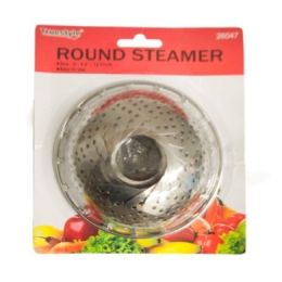 96 Units of Round Steamer 5.5inch - Kitchen Gadgets & Tools