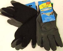 60 Units of Blue Work Gloves - Working Gloves