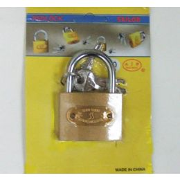 120 Units of 50mm Pad Lock - Padlocks and Combination Locks
